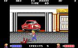 Double Dragon DOS Punch his lights out