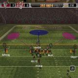 Madden NFL 06 PlayStation 2 The graphics in some of the in-game cut scenes contrast to the game graphics