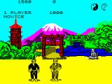 Kung-Fu: The Way of the Exploding Fist ZX Spectrum (moment of silence) (no gasification allowed)