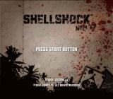 Shellshock: Nam '67 PlayStation 2 Title screen.