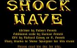 Shockwave Atari ST Title screen