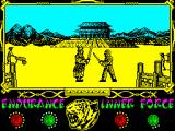 The Way of the Tiger ZX Spectrum (Intermission)