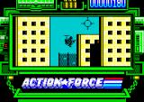 Action Force ZX Spectrum I'm positive this one was that girl's apartment...