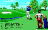 Jack Nicklaus' Greatest 18 Holes of Major Championship Golf Apple IIgs Options