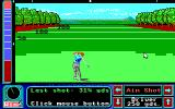 Jack Nicklaus' Greatest 18 Holes of Major Championship Golf Apple IIgs At the Driving Range