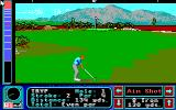 Jack Nicklaus' Greatest 18 Holes of Major Championship Golf Apple IIgs It's getting greener as I come closer to the hole