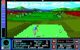Jack Nicklaus presents The Major Championship Courses of 1989 Apple IIgs Start of the Troon course