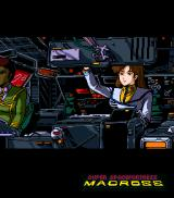 Super Spacefortress Macross Arcade Attract cinematic