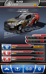 Daytona Rush Android The car in the first tier with some upgrades