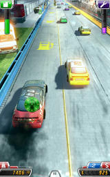 Daytona Rush Android One more hit and the race is over.