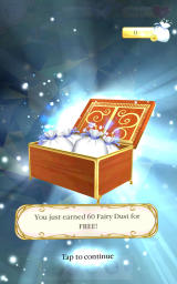 Cinderella: Free Fall Android More rewards