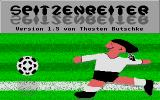 Spitzenreiter Atari ST Title screen