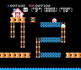 Nuts & Milk NES The second level (the one yelling is your girlfriend)