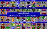 Spitzenreiter 2 Atari ST Clubs of all four leagues are fantasy names now