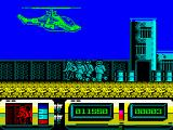 Action Force II: International Heroes ZX Spectrum Level 3 ending - Saving the extras... I mean, the hostages, the hostages!