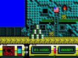 Action Force II: International Heroes ZX Spectrum Beginning level 4.