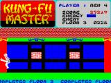 Kung-Fu Master ZX Spectrum 3rd level - finished.