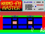 Kung-Fu Master ZX Spectrum 4th level - final bosses... no more.