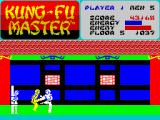 Kung-Fu Master ZX Spectrum 5th level - (glory of dove singing)