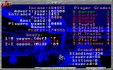 ESLA League Manager III Atari ST Analyses after the match