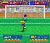 International Superstar Soccer Deluxe SNES Penalty Kick