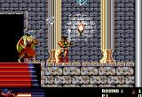 Rastan DOS End of Level 1 boss