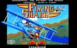 Sky Shark Amiga Title Screen