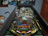 Pure Pinball Windows Full view of the Excessive Speed table