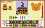 Let's Spell Out and About Amiga Young children can get the word spelt out