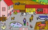 Let's Spell Out and About Amiga Farm