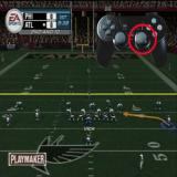 Madden NFL 2004 PlayStation 2 The Playmaker Control Offense feature lets the player alter the receiver's route if the opposition's defence has anticipated the play and much more. There's a Playmaker Defense option too