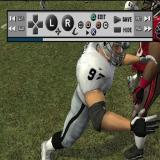 Madden NFL 2004 PlayStation 2 The game can be paused. When paused the player can replay the last piece of the game. The camera can be positioned at almost any angle anywhere on the pitch and can zoom in