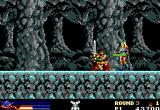 Rastan DOS Level 3 - The caverns