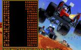 Road Riot 4WD Atari ST High-score table