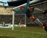 FIFA Soccer 2002 PlayStation 2 After the licensing information there's an animated sequence culminating in a spectacular goal, the ball's just out of shot.<br>Why do these things never end in a spectacular save?