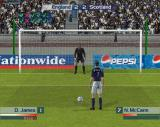 England International Football PlayStation 2 This match is tied and has gone to penalties.<br>Penalty shoot-outs are optional and are selected/deselected in the match configuration screen before the game starts
