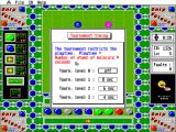 Only! Valency Atari ST In both Tournament and Fallout mode you can set the time limit before the start