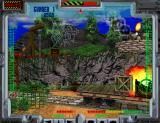 Behind... Enemy Lines Arcade Destroy crates for bullets and missiles