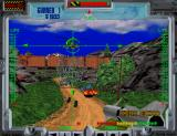Behind... Enemy Lines Arcade About to launch a missile on helicopter
