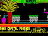 The Fall Guy ZX Spectrum Level 2 - Starting Point