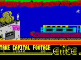 The Fall Guy ZX Spectrum Level 3 - Starting Point