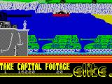 The Fall Guy ZX Spectrum Level 4 - Starting Point