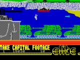 The Fall Guy ZX Spectrum Level 4 - 2nd Great War parade.