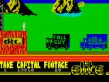 The Fall Guy ZX Spectrum Level 5 - Starting Point