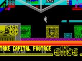 The Fall Guy ZX Spectrum Level 6 - ... Charlie! What have they done to ya!?