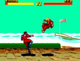 Street Fighter II: Champion Edition SEGA Master System M. Bison - Ken