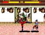 Street Fighter II: Champion Edition SEGA Master System M. Bison - Chun-Li