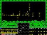 3D Seiddab Attack ZX Spectrum Chasing the Task Force Leader - it leaves a trail on the map like a snake. Being fired by undetectable target.