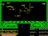 3D Seiddab Attack ZX Spectrum Level 2  - a swarm of seidabbs.