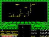 3D Seiddab Attack ZX Spectrum Level 2 - intercepting fire missed... electric ball bellow cannon angle.
